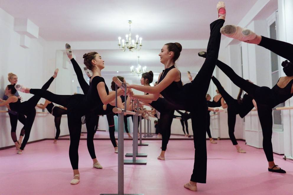 3 - Le fitness ballet